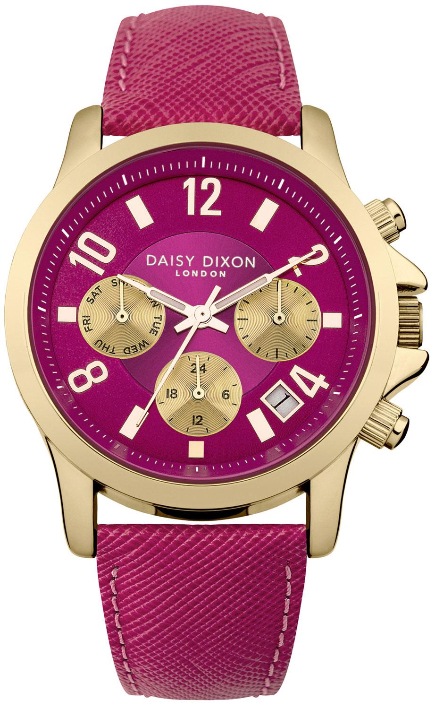 Женские часы Daisy Dixon DD002PG великобритания new daisy daisy london ручной 12мм кулон 925 серебряное ожерелье