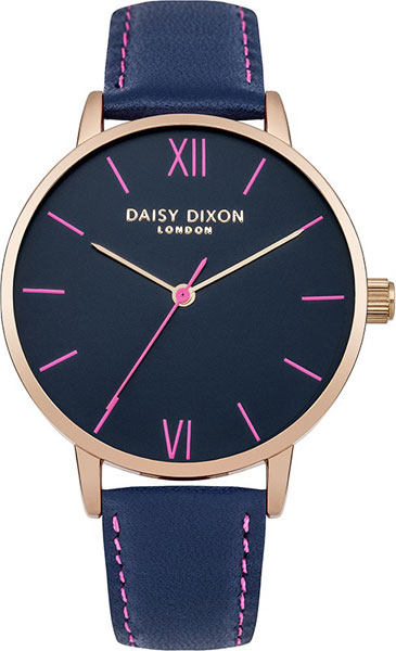 Женские часы Daisy Dixon DD029URG женские часы sanda с натуральной кожаной погодой женские модные знаменитые наручные часы с бриллиантами