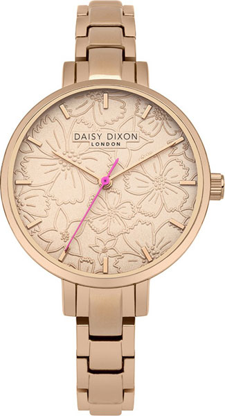 Женские часы Daisy Dixon DD043RGM великобритания new daisy daisy london ручной 12мм кулон 925 серебряное ожерелье