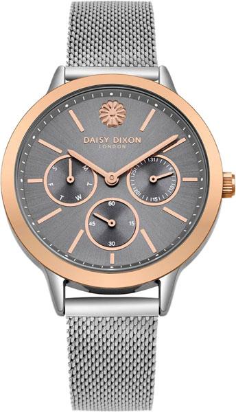 лучшая цена Женские часы Daisy Dixon DD055SRGM