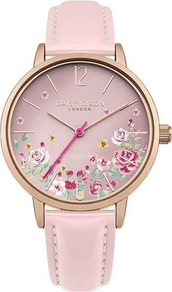 Женские часы Daisy Dixon DD073PRG великобритания new daisy daisy london ручной 12мм кулон 925 серебряное ожерелье
