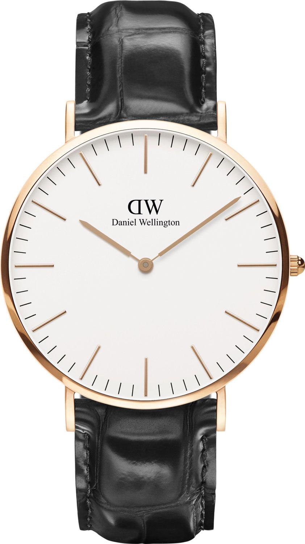 Мужские часы Daniel Wellington 0114DW ремешок для часов daniel wellington dw00200073
