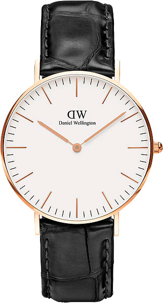 цена Женские часы Daniel Wellington 0513DW онлайн в 2017 году