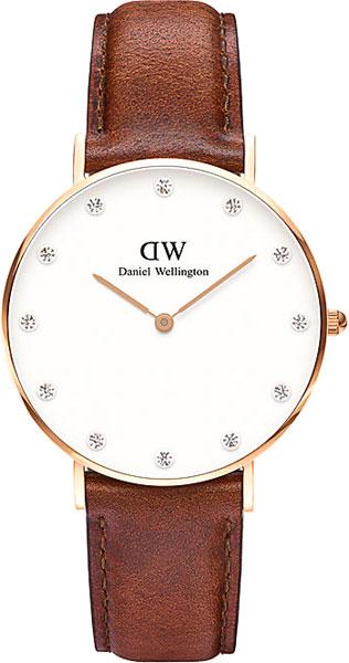 Женские часы Daniel Wellington 0950DW ремешок для часов daniel wellington dw00200073