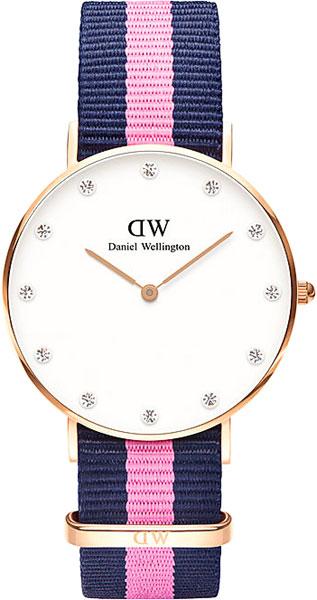 Женские часы Daniel Wellington 0952DW ремешок для часов daniel wellington dw00200073