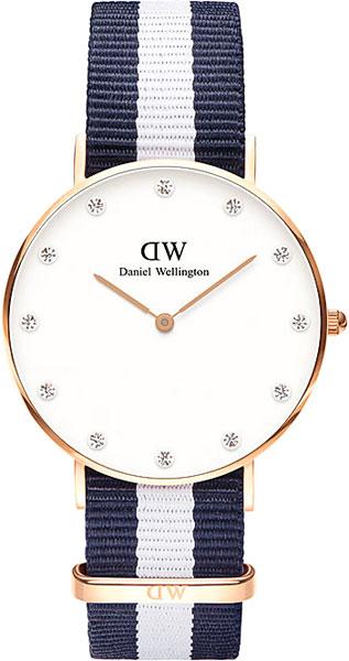 Женские часы Daniel Wellington 0953DW ремешок для часов daniel wellington dw00200073