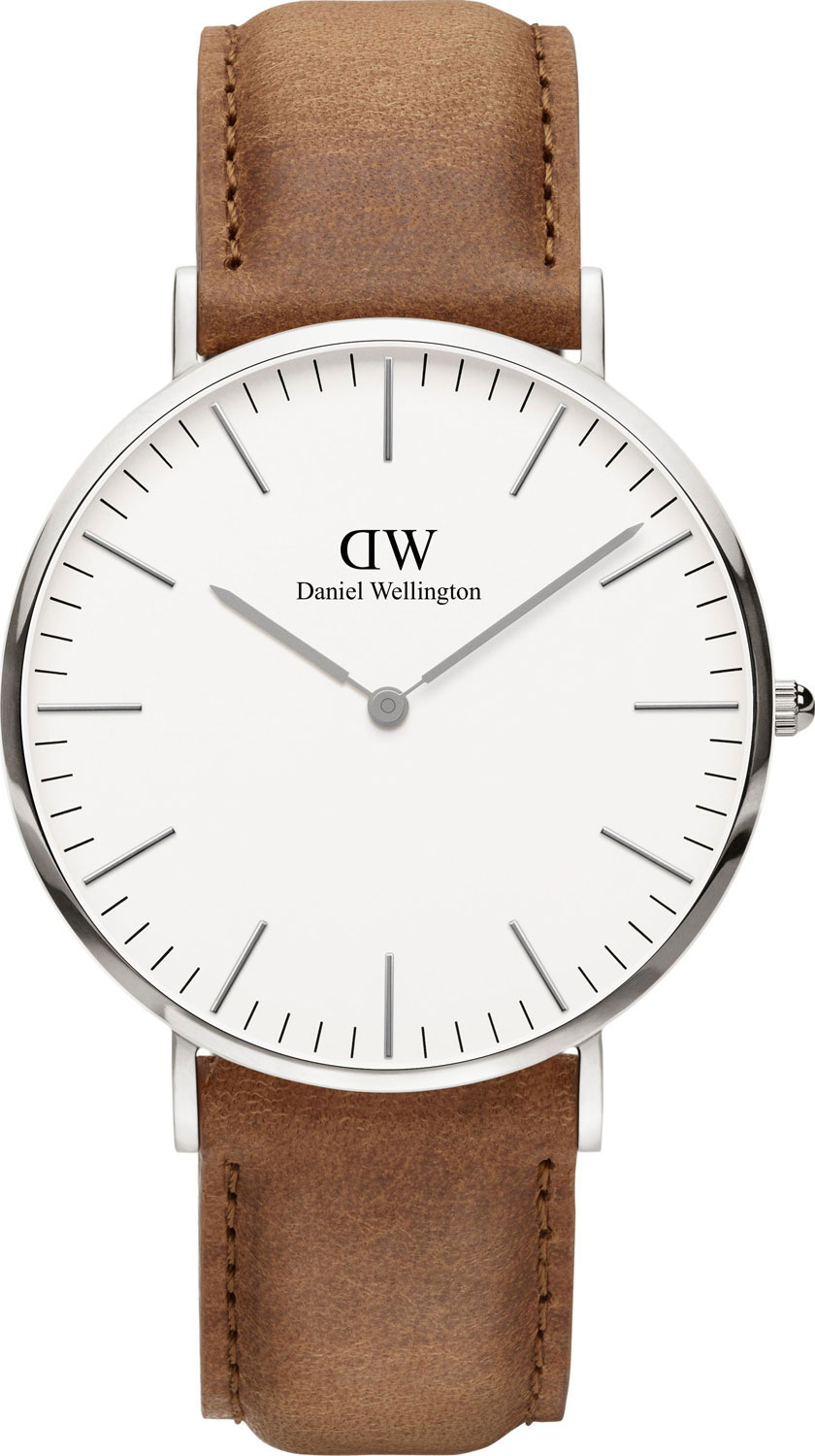 Мужские часы Daniel Wellington DW00100110 daniel wellington часы daniel wellington 0112dw коллекция exeter
