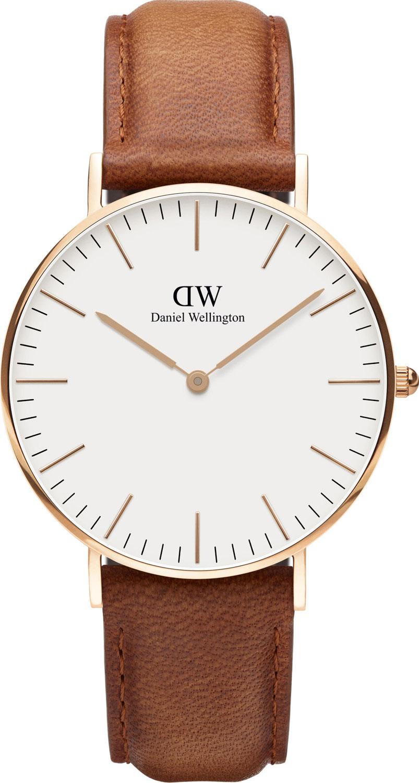 цена  Женские часы Daniel Wellington DW00100111  онлайн в 2017 году