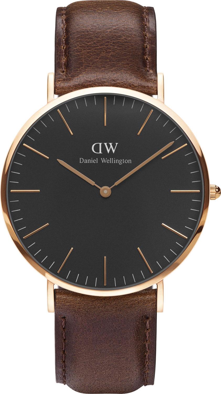 все цены на Мужские часы Daniel Wellington DW00100125 онлайн