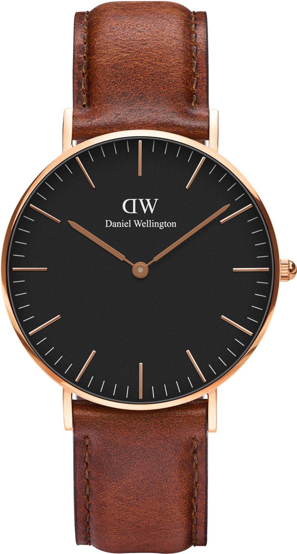 купить Женские часы Daniel Wellington DW00100136 по цене 6100 рублей