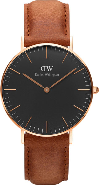 цена Женские часы Daniel Wellington DW00100138 онлайн в 2017 году