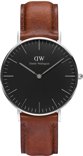 цена Женские часы Daniel Wellington DW00100142 онлайн в 2017 году