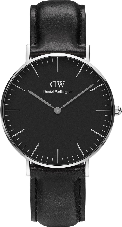 цена  Женские часы Daniel Wellington DW00100145  онлайн в 2017 году