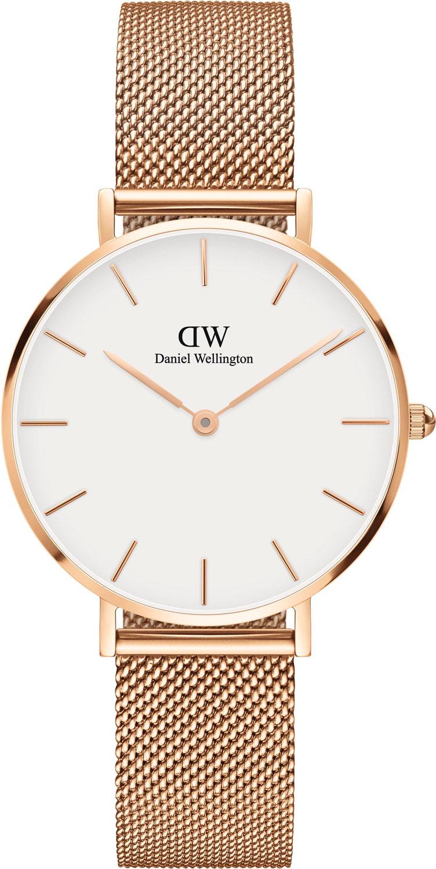 Женские часы в коллекции Petite Женские часы Daniel Wellington DW00100163 фото