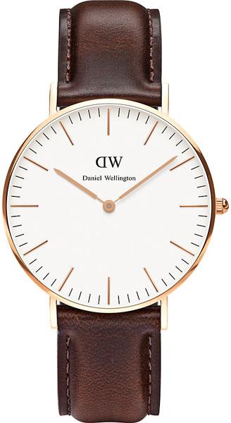 Женские часы Daniel Wellington DW00100039 ремешок для часов daniel wellington dw00200073