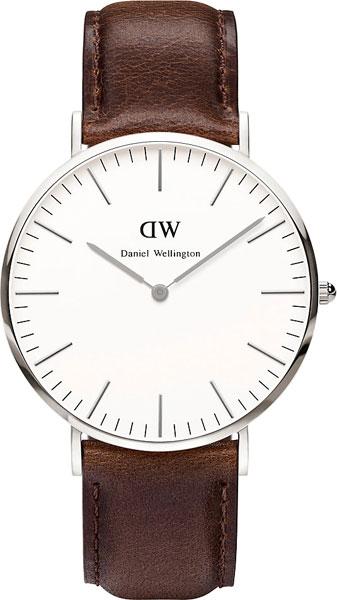 Мужские часы Daniel Wellington 0209DW ремешок для часов daniel wellington dw00200073