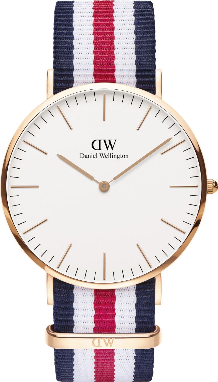 Мужские часы Daniel Wellington 0102DW ремешок для часов daniel wellington dw00200073