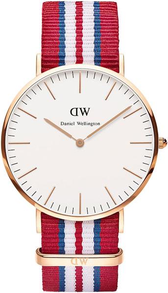 Мужские часы Daniel Wellington 0112DW daniel wellington часы daniel wellington 0112dw коллекция exeter