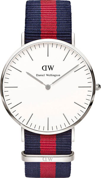 Мужские часы Daniel Wellington 0201DW цена и фото