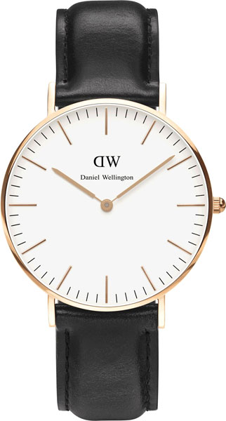 цена Женские часы Daniel Wellington 0508DW онлайн в 2017 году