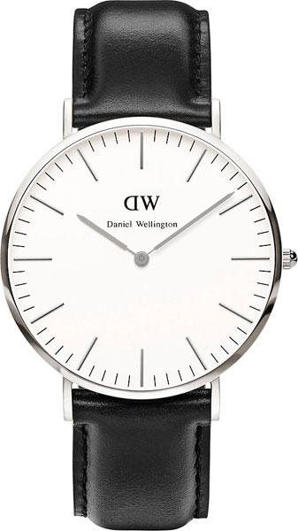 Мужские часы Daniel Wellington 0206DW ремешок для часов daniel wellington dw00200073