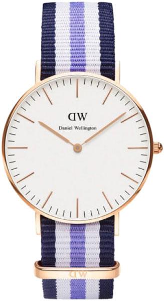 Женские часы Daniel Wellington 0509DW ремешок для часов daniel wellington dw00200073