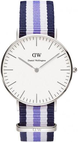Женские часы Daniel Wellington 0609DW ремешок для часов daniel wellington dw00200073