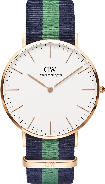 Мужские часы Daniel Wellington 0105DW ремешок для часов daniel wellington dw00200073