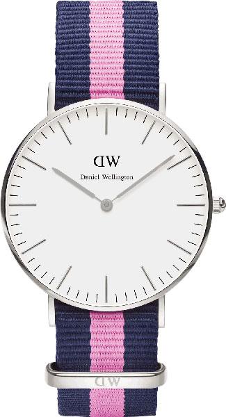 Женские часы Daniel Wellington 0604DW ремешок для часов daniel wellington dw00200073