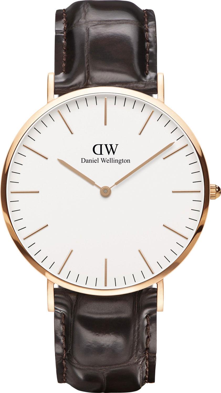 Мужские часы Daniel Wellington 0111DW-ucenka ремешок для часов daniel wellington dw00200073
