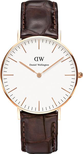где купить  Женские часы Daniel Wellington 0510DW  по лучшей цене