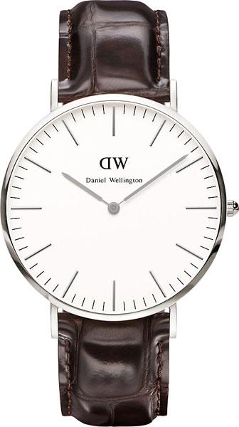 Мужские часы Daniel Wellington 0211DW ремешок для часов daniel wellington dw00200073