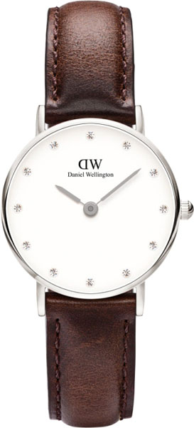 цена Женские часы Daniel Wellington 0923DW онлайн в 2017 году