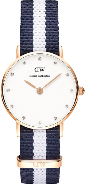 Женские часы Daniel Wellington 0908DW ремешок для часов daniel wellington dw00200073
