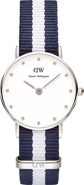 Женские часы Daniel Wellington 0928DW ремешок для часов daniel wellington dw00200073