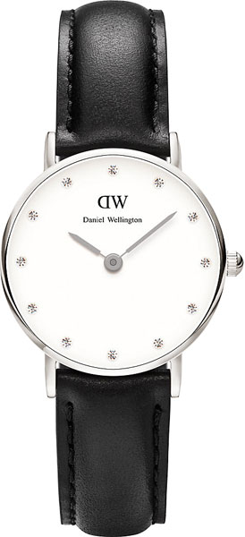цена Женские часы Daniel Wellington 0921DW онлайн в 2017 году