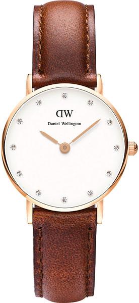 Женские часы Daniel Wellington 0900DW ремешок для часов daniel wellington dw00200073