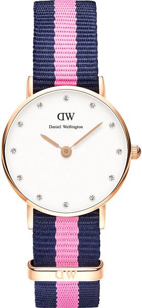 купить Женские часы Daniel Wellington 0906DW по цене 7800 рублей