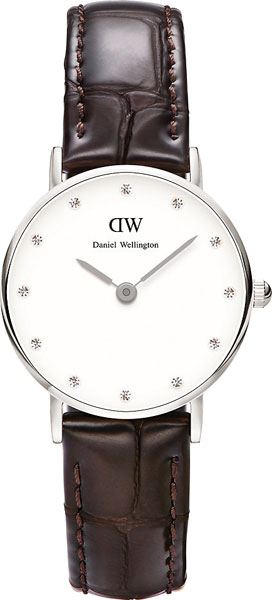 цена Женские часы Daniel Wellington 0922DW онлайн в 2017 году