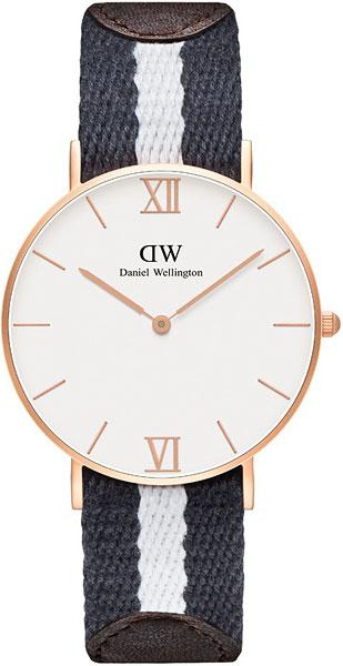 цена  Женские часы Daniel Wellington 0552DW  онлайн в 2017 году