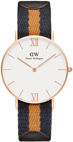 цена Женские часы Daniel Wellington 0554DW онлайн в 2017 году