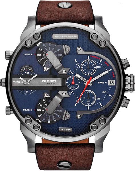Мужские часы Diesel DZ7314 цена 2017