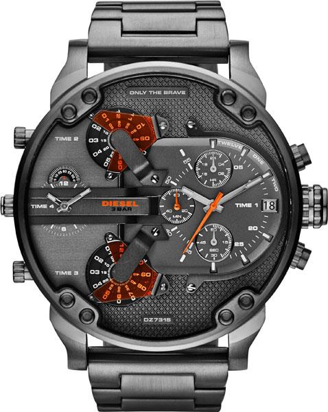 Мужские часы Diesel DZ7315 цена и фото