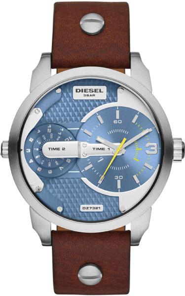 Мужские часы Diesel DZ7321 дизайн панков турецкий браслеты для глаз для мужчин женщины новая мода браслет женский сова кожаный браслет камень