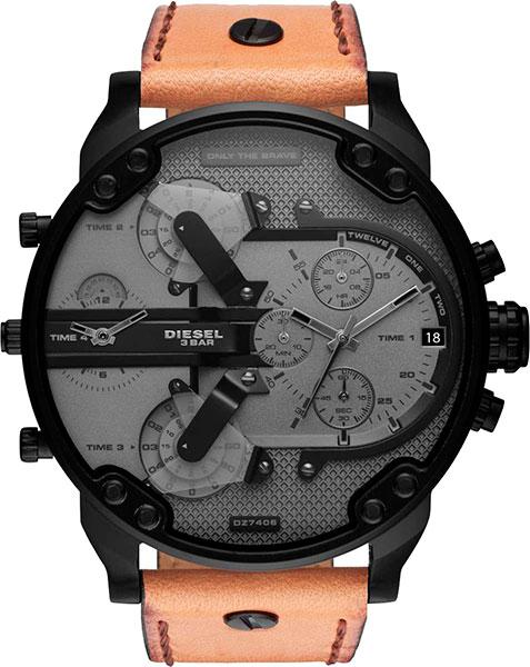 цена Мужские часы Diesel DZ7406 онлайн в 2017 году