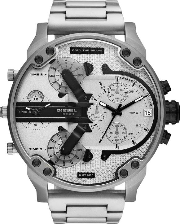 Мужские часы Diesel DZ7421 мужские часы diesel dz4446