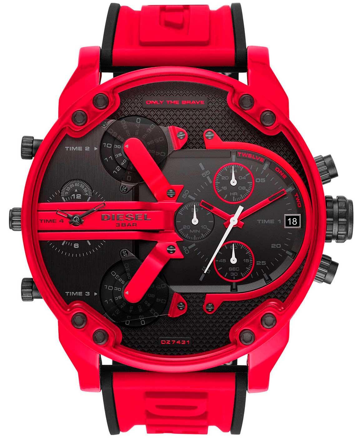 Мужские часы Diesel DZ7431 мужские часы diesel dz4446