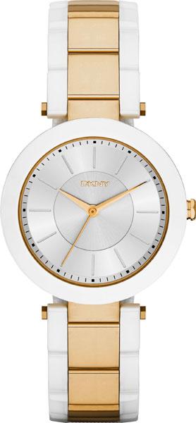 Фото - Женские часы DKNY NY2289 обувь на высокой платформе dkny