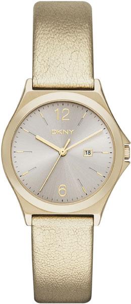 Женские часы DKNY NY2371 брюки с оригинальным ремешком