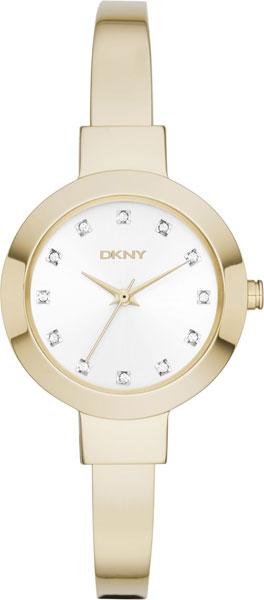 Женские часы DKNY NY2410 exclaim тонкий браслет с кристаллами